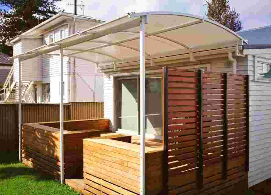 'San Francisco' Patio Awnings