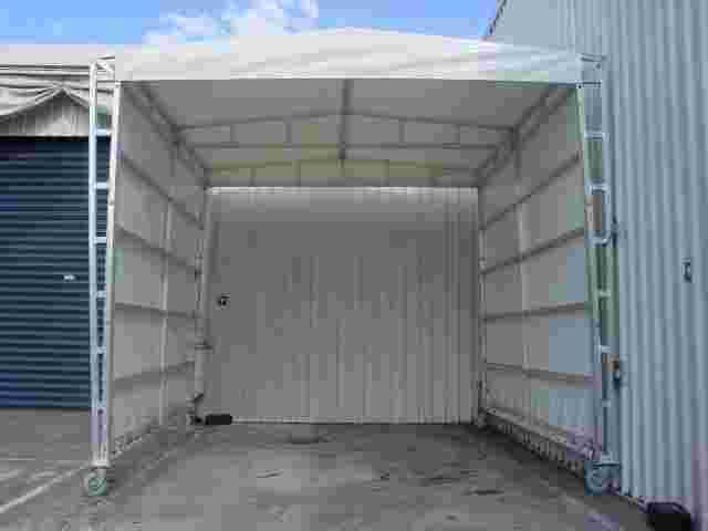 Miscellaneous Work - Mobile Fixed Frame container awning 4 copy.JPG